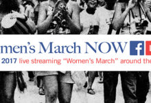 Woman's March Now!